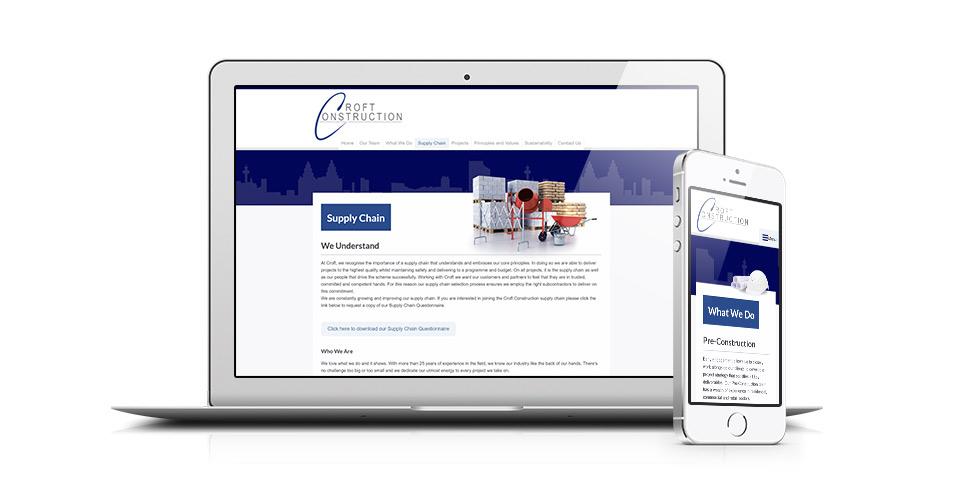 construction website images